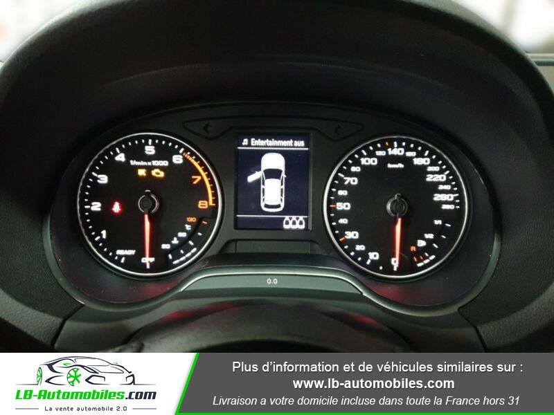 Audi A3 Sportback 30 TFSI 116 Noir occasion à Beaupuy - photo n°15