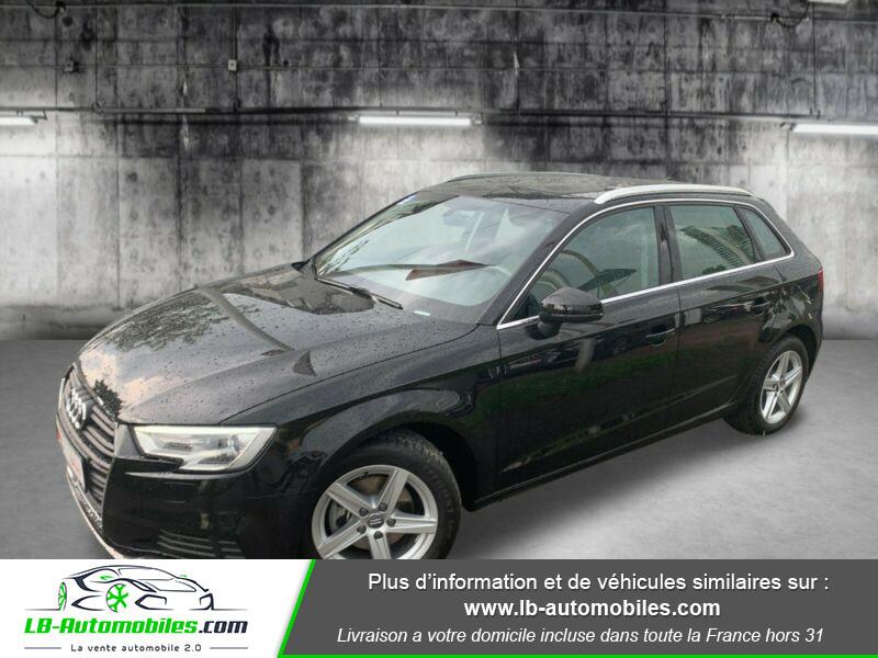 Audi A3 Sportback 30 TFSI 116 Noir occasion à Beaupuy