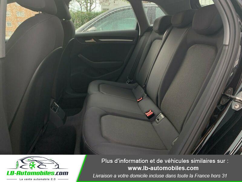 Audi A3 Sportback 30 TFSI 116 Noir occasion à Beaupuy - photo n°9