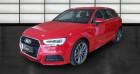 Audi A3 Sportback 30 TFSI 116ch Sport Limited Euro6d-T Rouge à La Rochelle 17