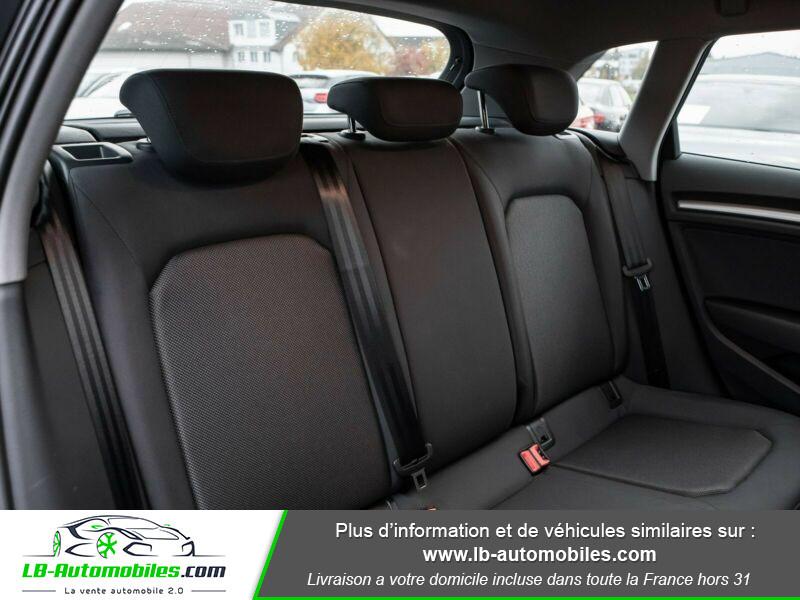 Audi A3 Sportback 33 TFSI Noir occasion à Beaupuy - photo n°12