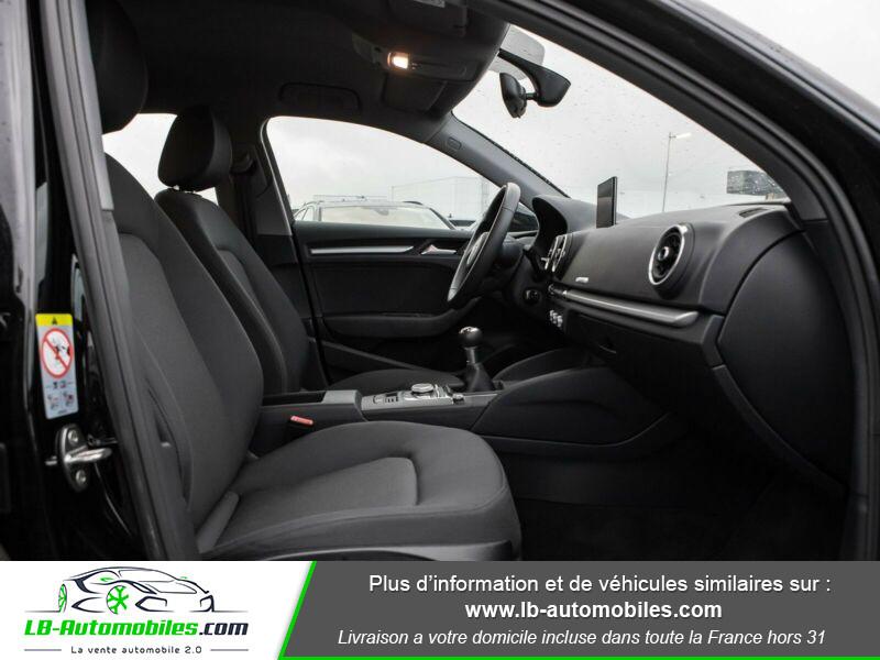 Audi A3 Sportback 33 TFSI Noir occasion à Beaupuy - photo n°4