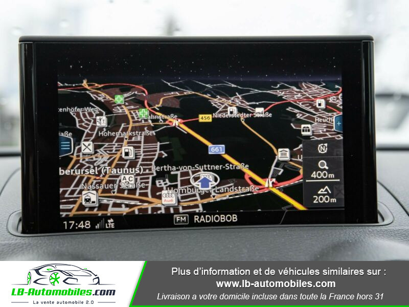 Audi A3 Sportback 33 TFSI Noir occasion à Beaupuy - photo n°5