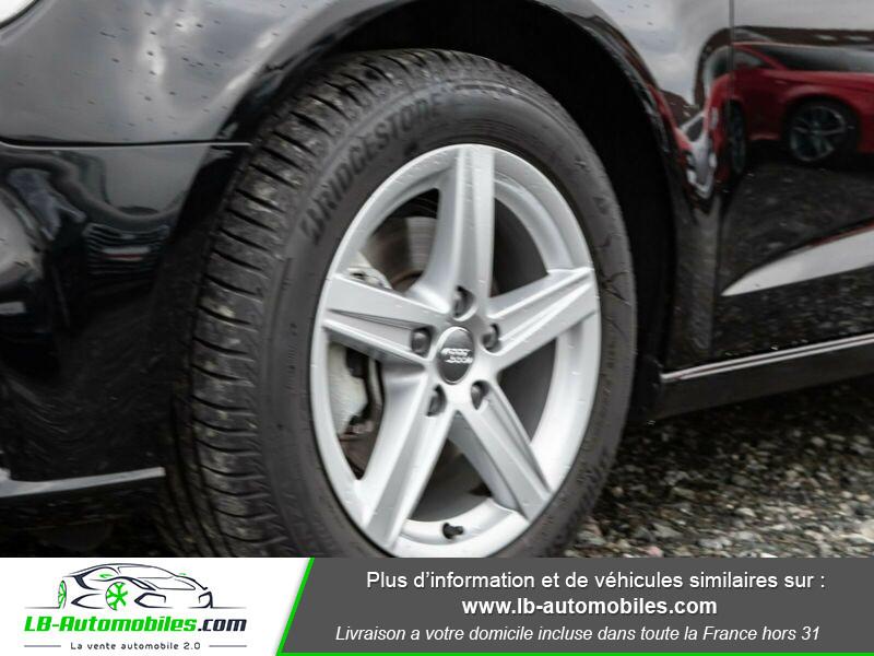 Audi A3 Sportback 33 TFSI Noir occasion à Beaupuy - photo n°6
