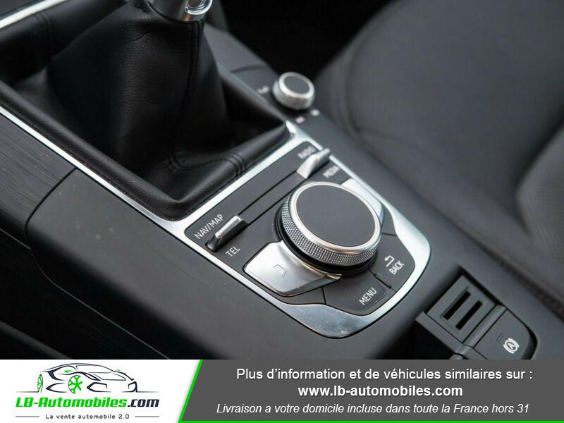 Audi A3 Sportback 33 TFSI Noir occasion à Beaupuy - photo n°10