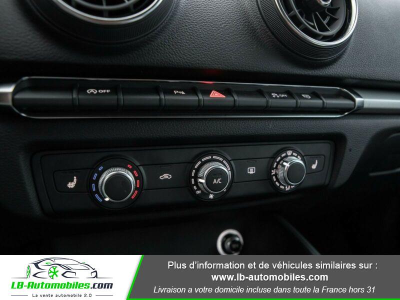Audi A3 Sportback 33 TFSI Noir occasion à Beaupuy - photo n°7