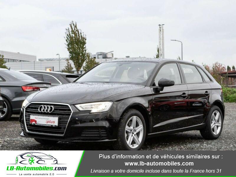 Audi A3 Sportback 33 TFSI Noir occasion à Beaupuy