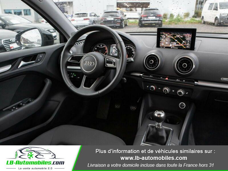Audi A3 Sportback 33 TFSI Noir occasion à Beaupuy - photo n°2