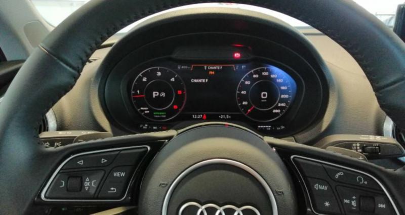 Audi A3 Sportback 35 TDI 150 S tronic 7 Design Luxe Gris occasion à Saint-Ouen - photo n°7