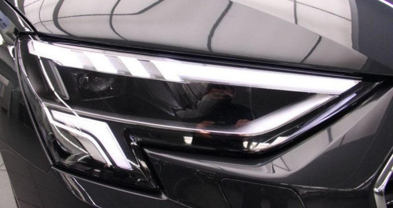 Audi A3 Sportback 35 TDI 150 S tronic 7 Design Luxe Gris occasion à Rouen - photo n°4
