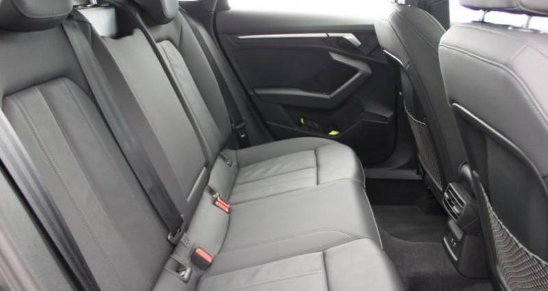 Audi A3 Sportback 35 TDI 150 S tronic 7 Design Luxe Gris occasion à Rouen - photo n°6