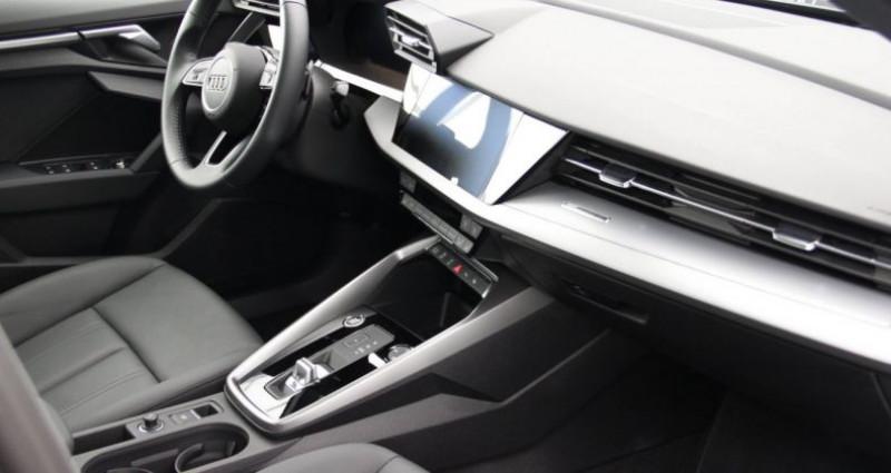 Audi A3 Sportback 35 TDI 150 S tronic 7 Design Luxe Gris occasion à Rouen - photo n°2