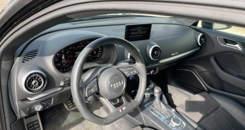 Audi A3 Sportback 35 TDI 150 S tronic 7 S Line Plus Noir occasion à Bourgogne - photo n°7