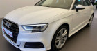 Audi A3 Sportback 35 TDI 150 S tronic 7 S Line Plus Blanc à Bourgogne 69