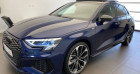Audi A3 Sportback 35 TDI 150 S tronic 7 S line Bleu à Bourgogne 69