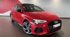 Audi A3 Sportback 35 TDI 150 S tronic 7 S line Rouge à Saint-Ouen 93