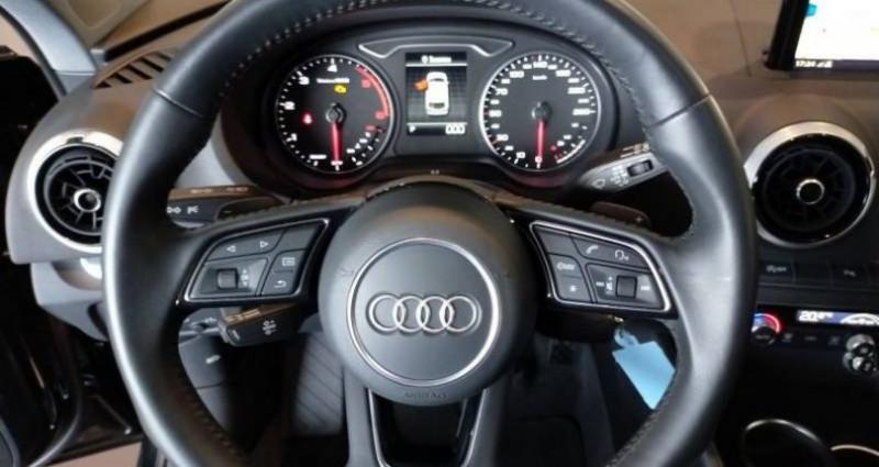 Audi A3 Sportback 35 TDI 150 S tronic 7 Sport Noir occasion à Chenove - photo n°5