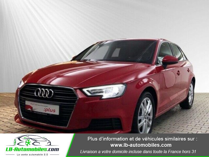 Audi A3 Sportback 35 TDI 150 Rouge occasion à Beaupuy