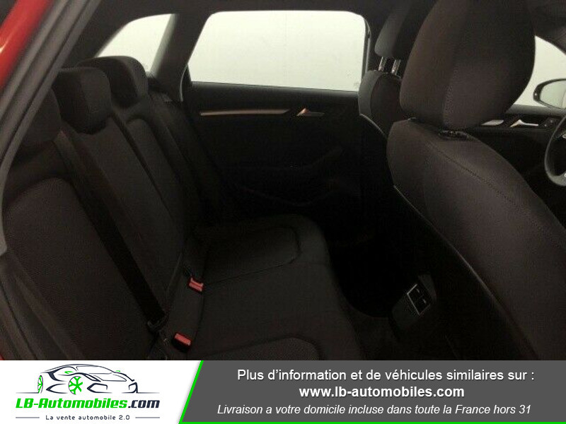 Audi A3 Sportback 35 TDI 150 Rouge occasion à Beaupuy - photo n°10