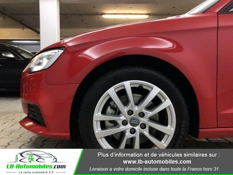 Audi A3 Sportback 35 TDI 150 Rouge occasion à Beaupuy - photo n°7
