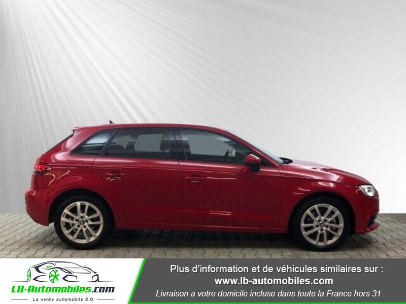 Audi A3 Sportback 35 TDI 150 Rouge occasion à Beaupuy - photo n°4