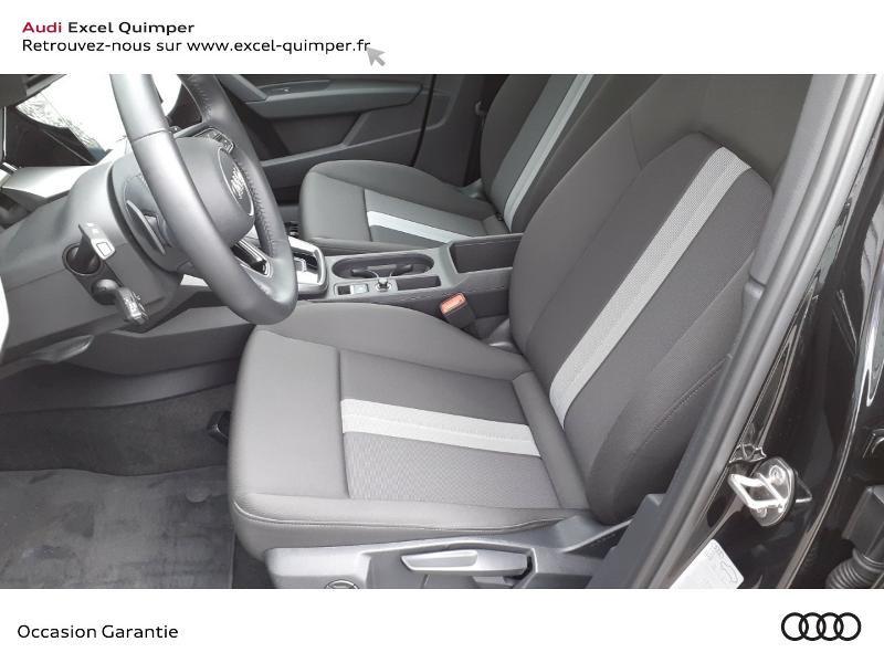 Audi A3 Sportback 35 TDI 150ch Design S tronic 7 Noir occasion à Quimper - photo n°7