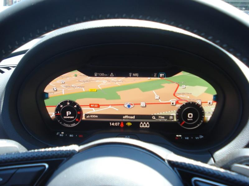 Audi A3 Sportback 35 TDI 150ch S line Plus S tronic 7 Argent occasion à Aurillac - photo n°5