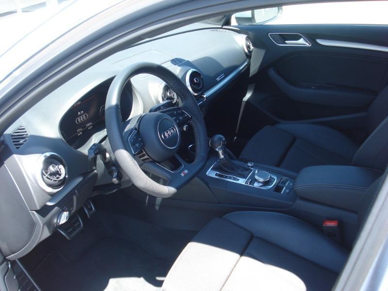 Audi A3 Sportback 35 TDI 150ch S line Plus S tronic 7 Argent occasion à Aurillac - photo n°18