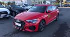 Audi A3 Sportback 35 TDI 150ch S line S tronic 7 Rouge à La Rochelle 17