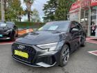 Audi A3 Sportback 35 TDI 150CH S LINE S TRONIC 7  à Lons 64