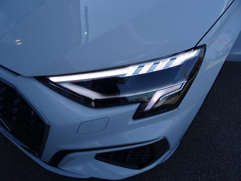Audi A3 Sportback 35 TDI 150ch S line S tronic 7  occasion à Barberey-Saint-Sulpice - photo n°6