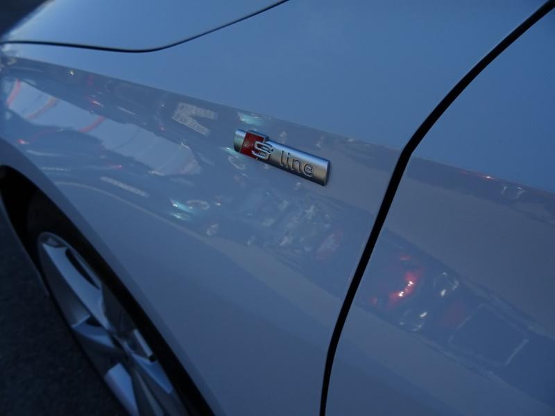 Audi A3 Sportback 35 TDI 150ch S line S tronic 7  occasion à Barberey-Saint-Sulpice - photo n°8