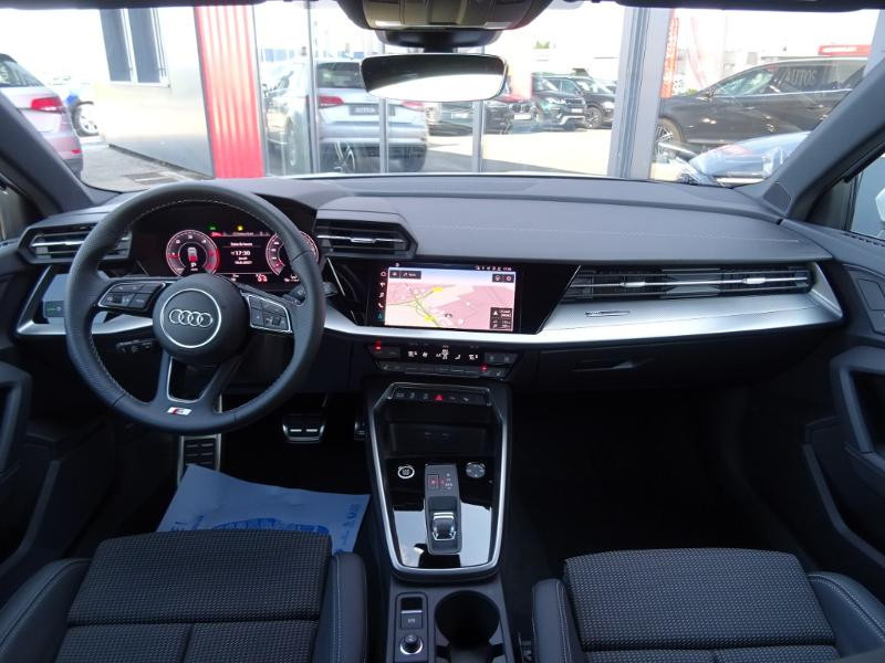 Audi A3 Sportback 35 TDI 150ch S line S tronic 7  occasion à Barberey-Saint-Sulpice - photo n°11