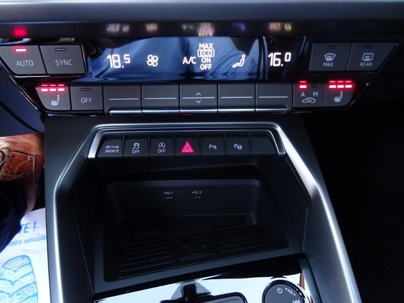 Audi A3 Sportback 35 TDI 150ch S line S tronic 7  occasion à Barberey-Saint-Sulpice - photo n°19
