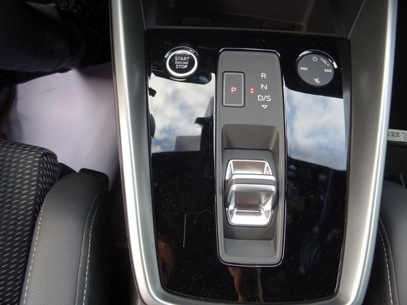 Audi A3 Sportback 35 TDI 150ch S line S tronic 7 Gris occasion à Barberey-Saint-Sulpice - photo n°14