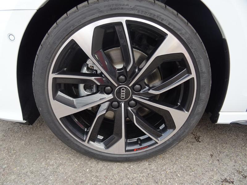 Audi A3 Sportback 35 TDI 150ch S line S tronic 7 Blanc occasion à Barberey-Saint-Sulpice - photo n°8