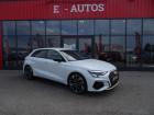 Audi A3 Sportback 35 TDI 150ch S line S tronic 7 Blanc à Barberey-Saint-Sulpice 10