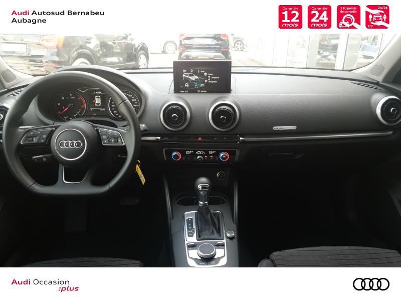 Audi A3 Sportback 35 TDI 150ch Sport S tronic 7 Euro6d-T 112g Gris occasion à Aubagne - photo n°6