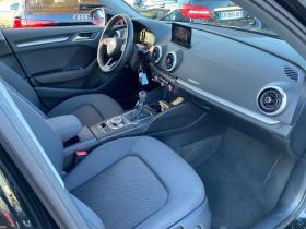 Audi A3 Sportback 35 TDI 150CV S-TRONIC DESIGN Noir occasion à Castelmaurou - photo n°4