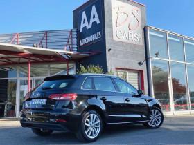 Audi A3 Sportback 35 TDI 150CV S-TRONIC DESIGN Noir occasion à Castelmaurou - photo n°2