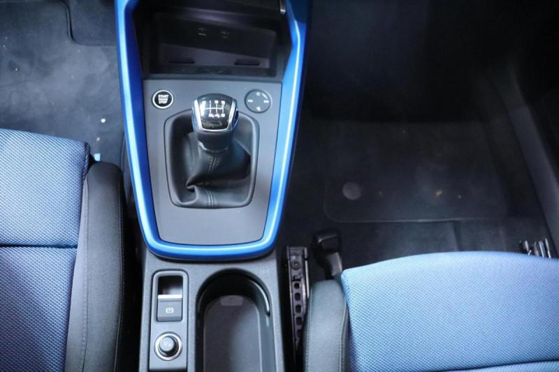 Audi A3 Sportback 35 TFSI 150 S line Bleu occasion à Aubière - photo n°10