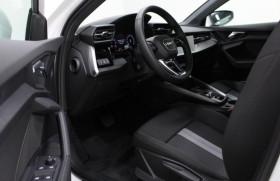 Audi A3 Sportback 35 TFSI 150 STRONIC 7 DESIGN LUXE PACK ASSISTANCE JA 18'' Blanc occasion à Biganos - photo n°4