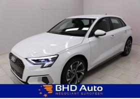 Audi A3 Sportback Blanc, garage BHD AUTO à Biganos