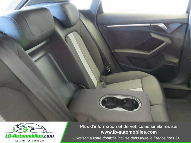 Audi A3 Sportback 35 TFSI 150 Noir occasion à Beaupuy - photo n°8