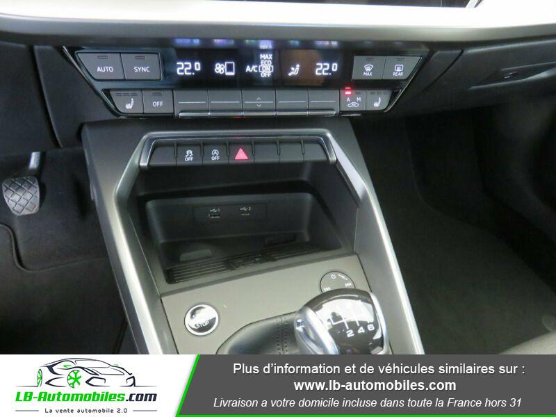 Audi A3 Sportback 35 TFSI 150 Noir occasion à Beaupuy - photo n°13