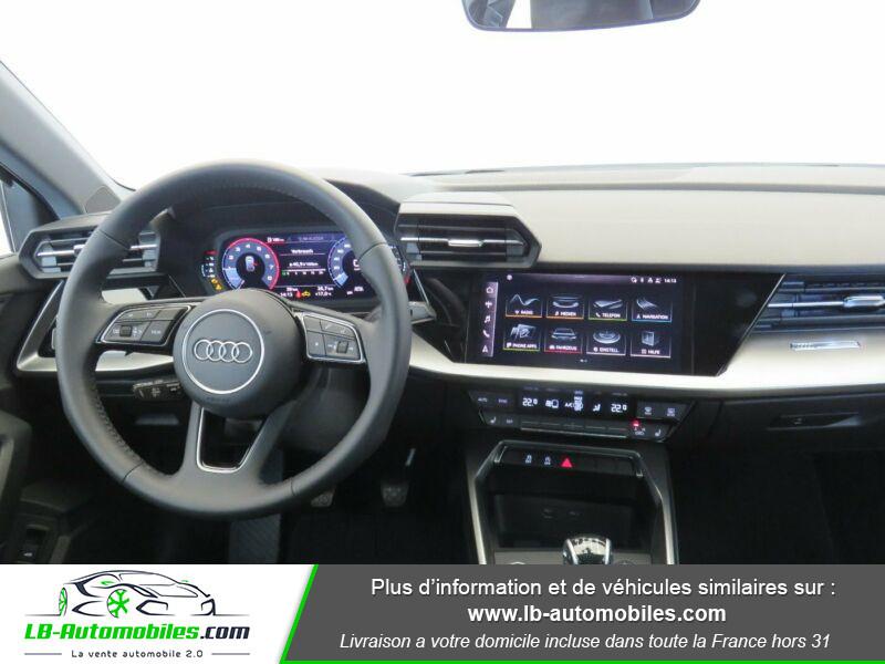 Audi A3 Sportback 35 TFSI 150 Noir occasion à Beaupuy - photo n°2