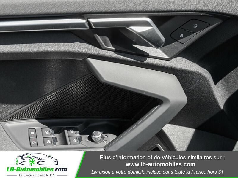Audi A3 Sportback 35 TFSI 150 Noir occasion à Beaupuy - photo n°9