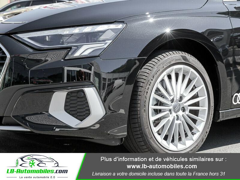 Audi A3 Sportback 35 TFSI 150 Noir occasion à Beaupuy - photo n°6