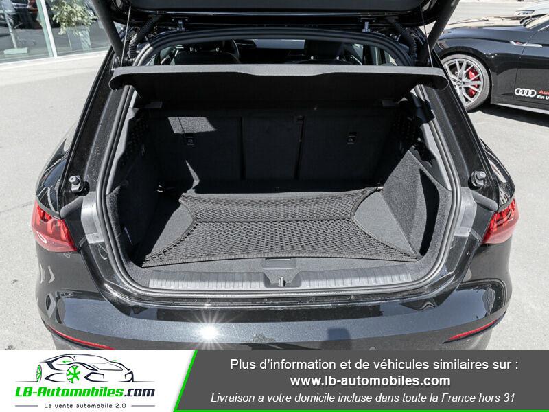 Audi A3 Sportback 35 TFSI 150 Noir occasion à Beaupuy - photo n°12