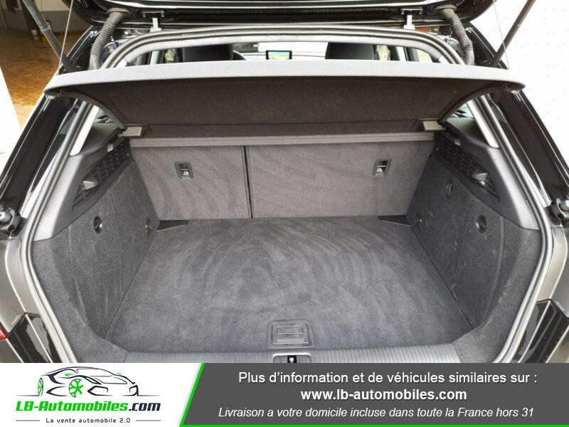 Audi A3 Sportback 35 TFSI 150 Noir occasion à Beaupuy - photo n°7
